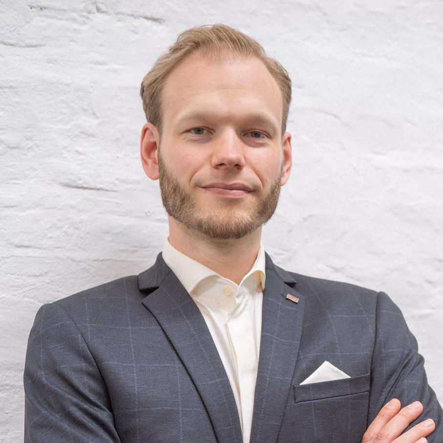Geschäftsführer Lasse Bartels